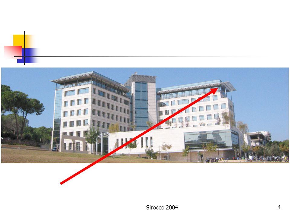 Sirocco 200464 Shalom, Zaks Ring network
