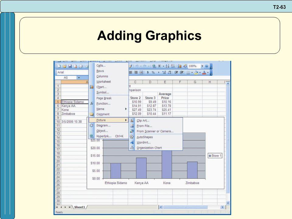 T2-63 Adding Graphics
