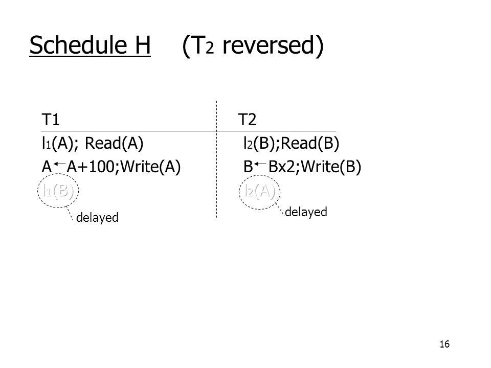 16 Schedule H (T 2 reversed) delayed