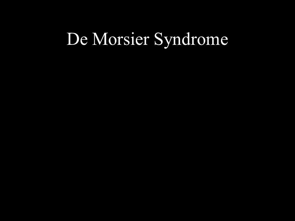 De Morsier Syndrome