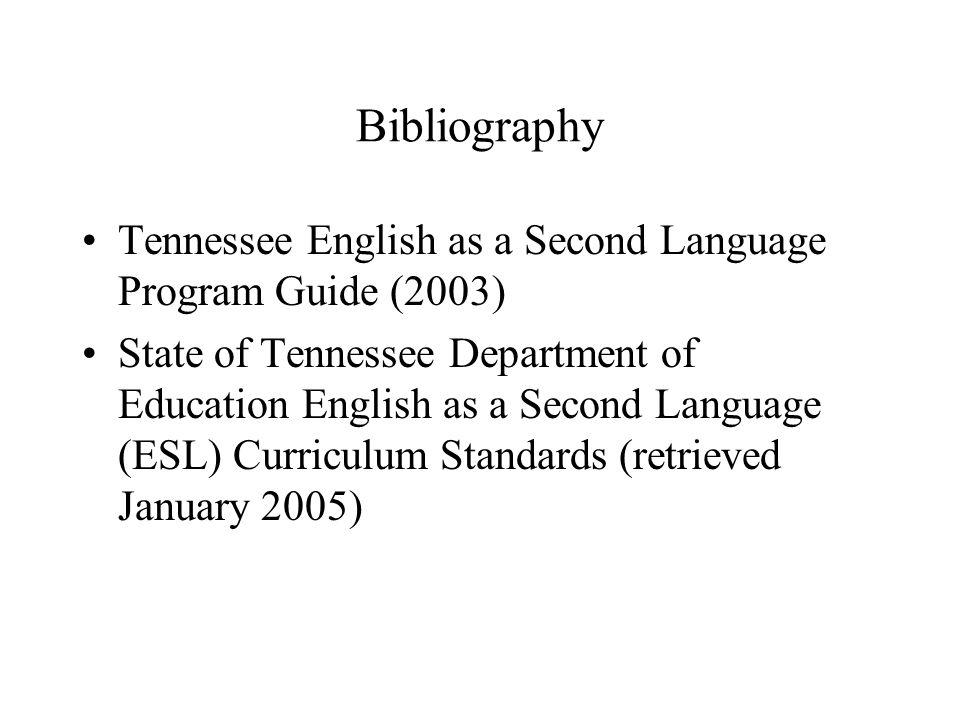 Resources www.educationworld.com www.tesol.org www.kumc.edu/diversity/ www.englishclub.com www.elearningguild.com/ http://owl.english.purdue.edu/hando
