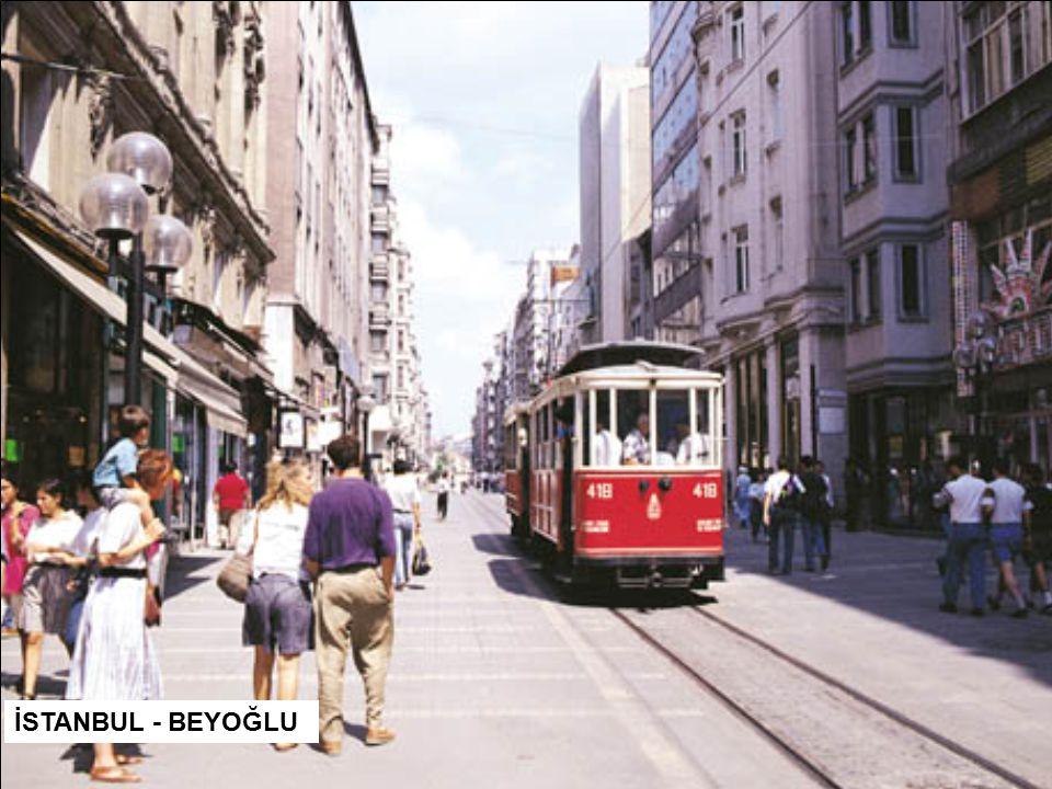 İSTANBUL - BEYOĞLU