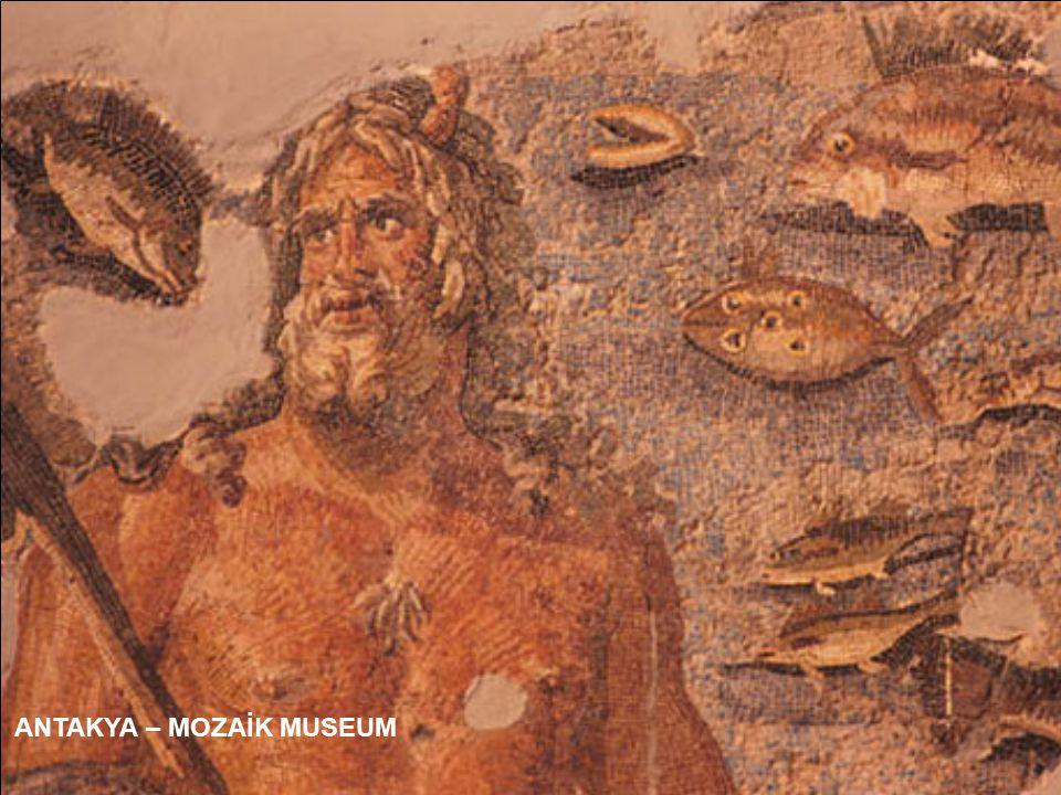 ANTAKYA – MOZAİK MUSEUM