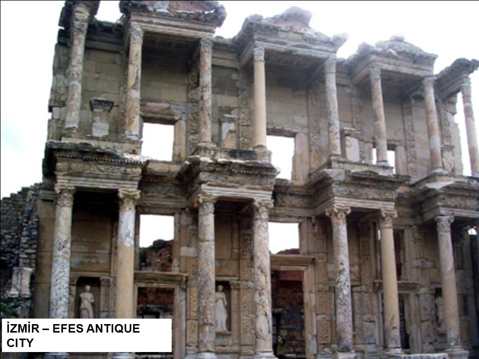 İZMİR – EFES ANTIQUE CITY