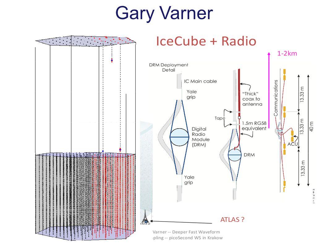 10 Gary Varner