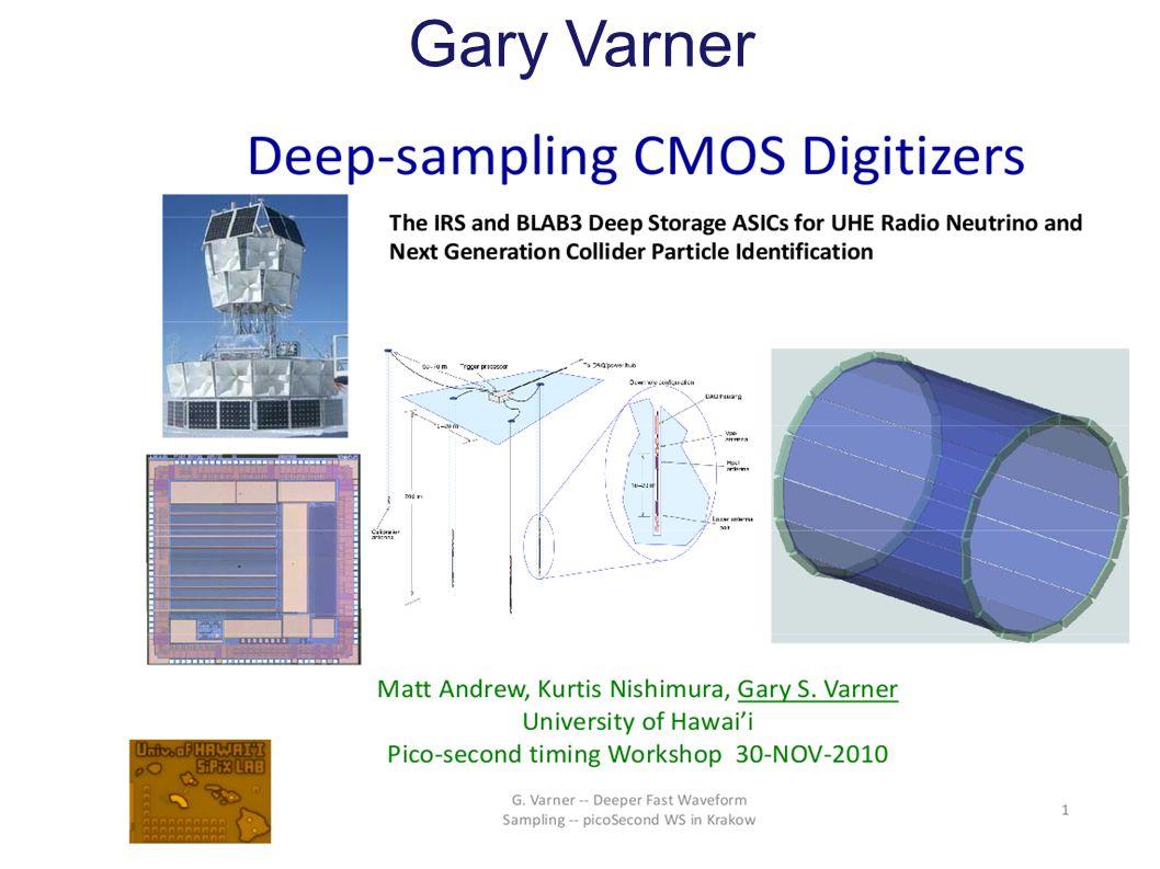 2 Gary Varner