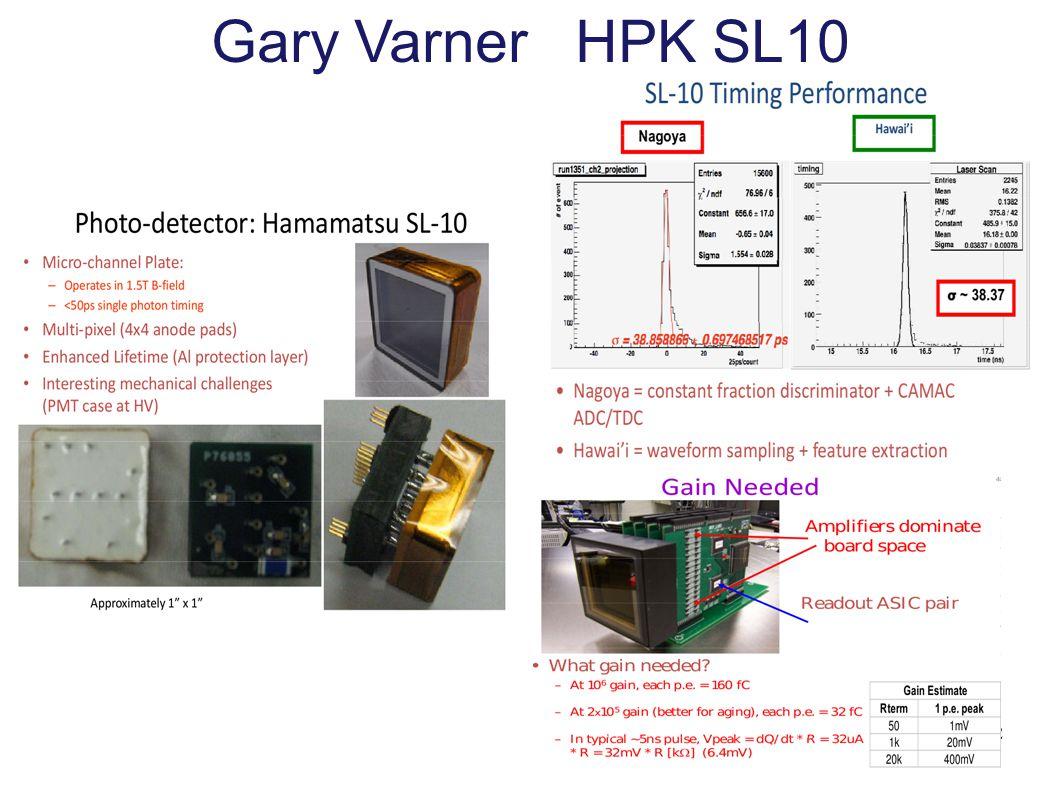 22 Gary Varner HPK SL10