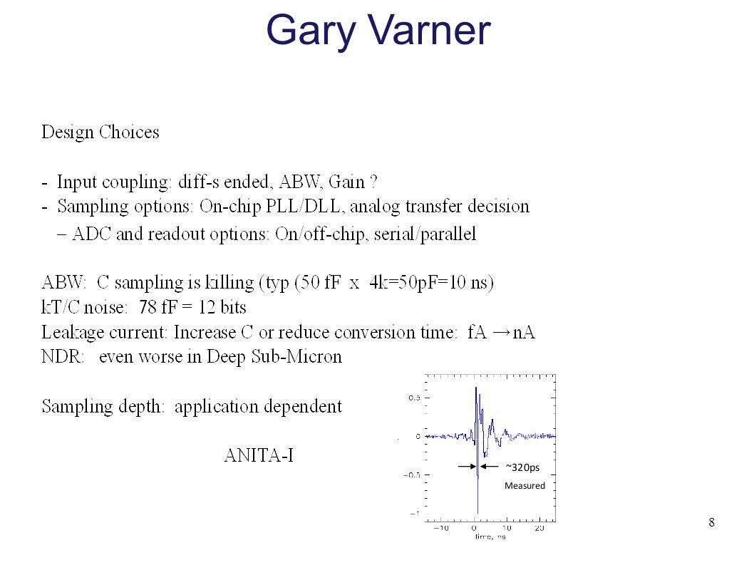 8 Gary Varner