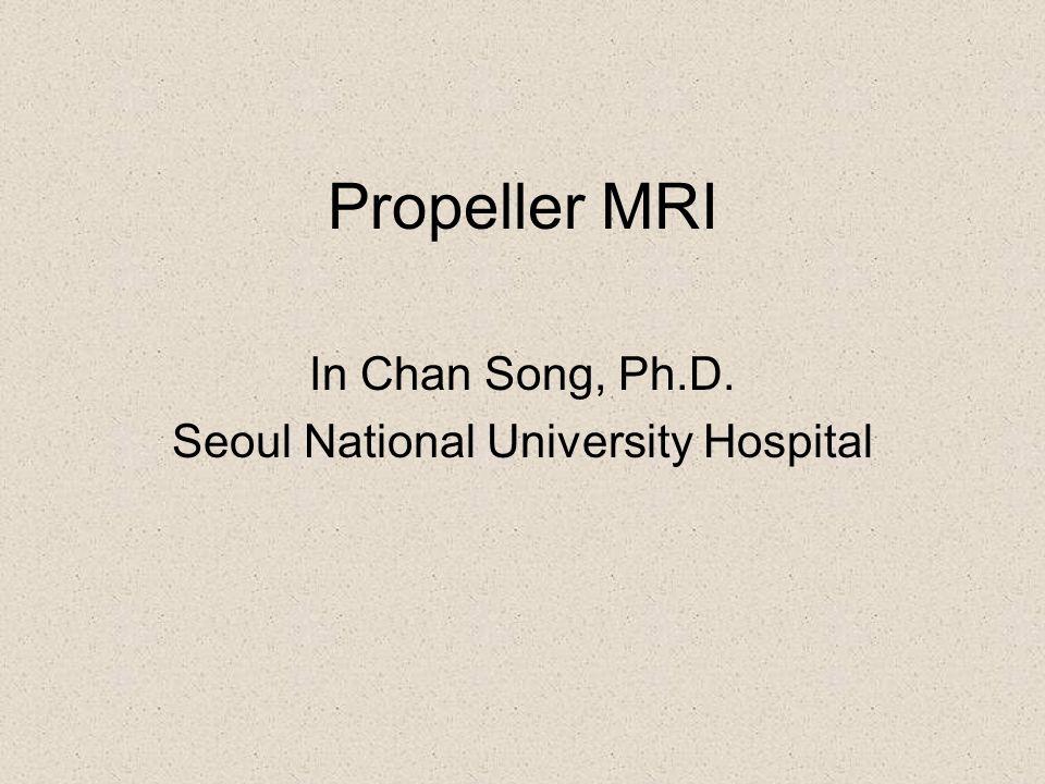 DWI-EPI B=1000s/mm2 DWI-Propeller (FSE) James G Pipe, 2002