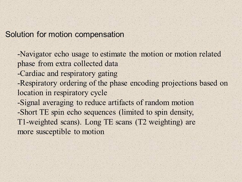 w/motion correction