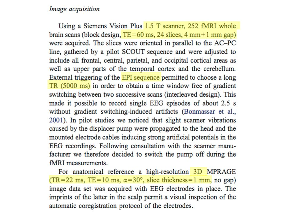 Tissue magnetization B0B0 90º RF excitation pulse MR signal ω = γ B M.
