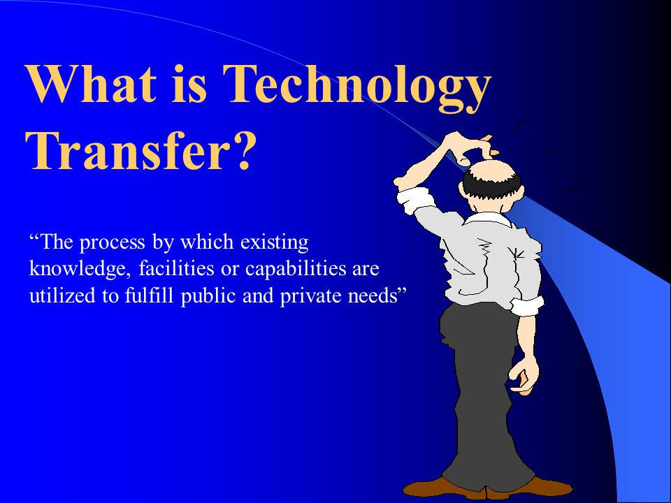 Transportation Technology Transfer Contributes to….
