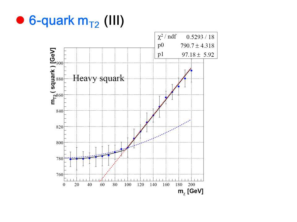 6-quark m T2 (III)