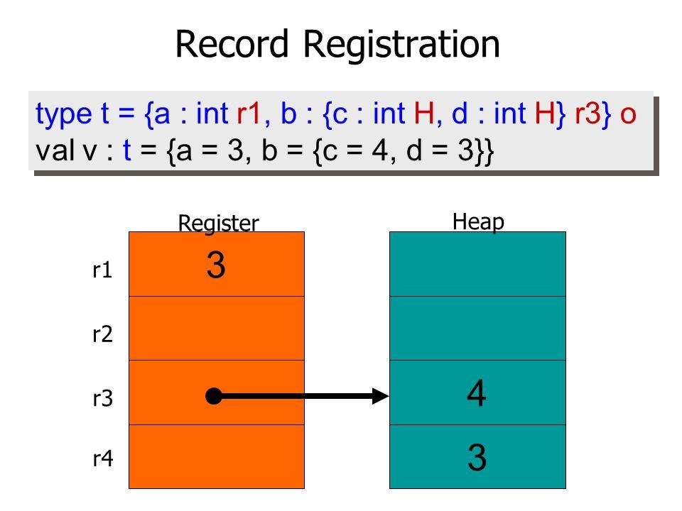 type t = {a : int r1, b : {c : int H, d : int H} r3} o val v : t = {a = 3, b = {c = 4, d = 3}} type t = {a : int r1, b : {c : int H, d : int H} r3} o