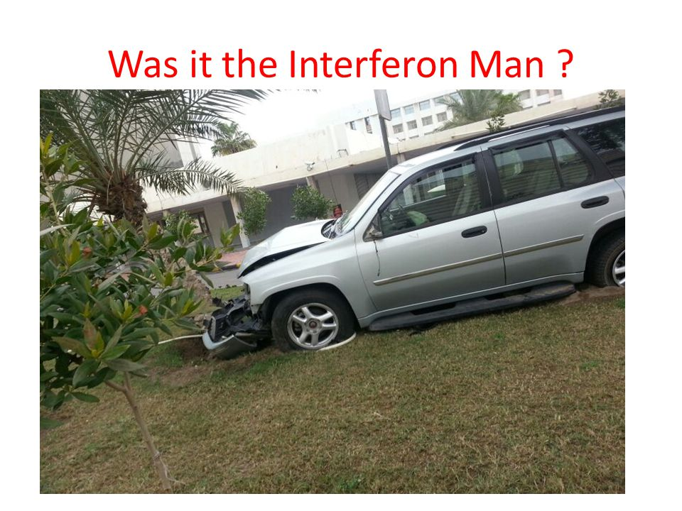 Was it the Interferon Man