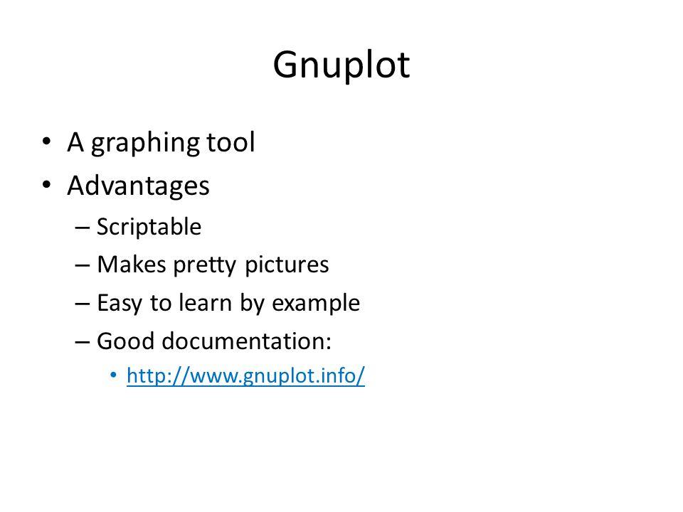Using Gnuplot