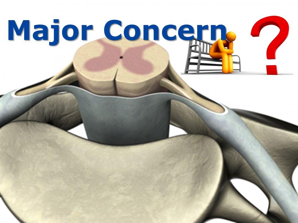 Major Concern