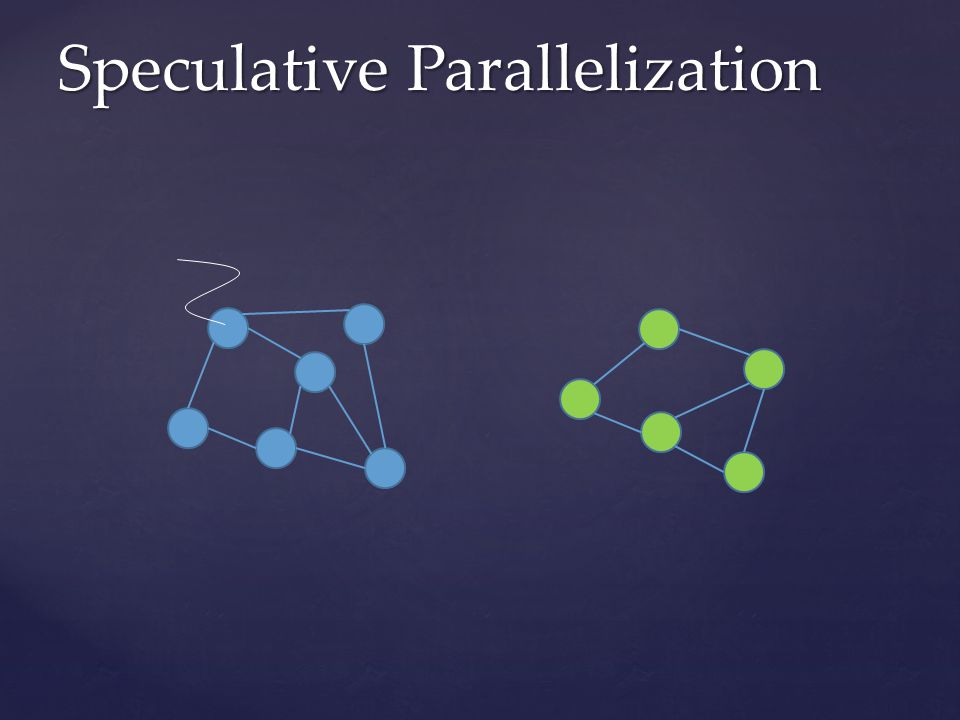 Speculative Parallelization