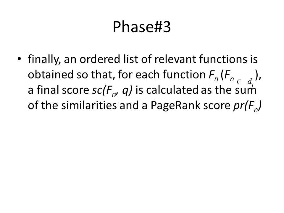 Phase#3