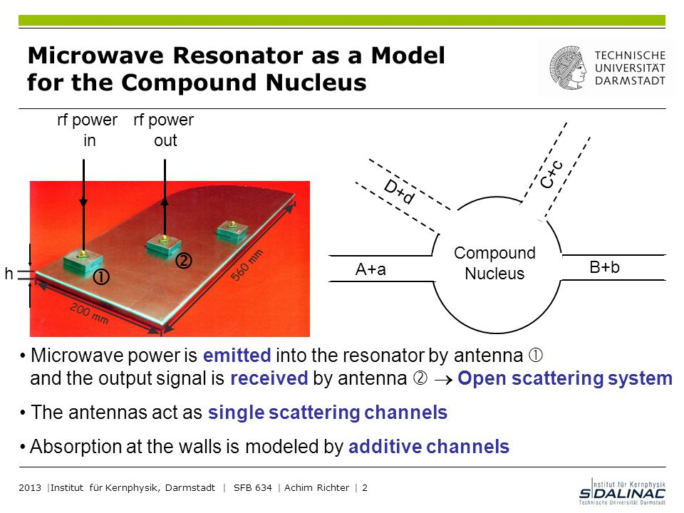 Corollary Present work: S -matrix → Fourier transform → decay time (indirectly measured) Future work at short-pulse high-power laser facilities: Direct measurement of the decay time of an excited nucleus might become possible by exciting all nuclear resonances (or a subset of them) simultaneously by a short laser pulse.