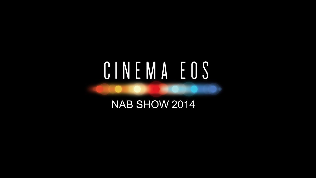 NAB SHOW 2014