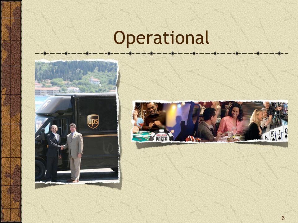 Operational 6