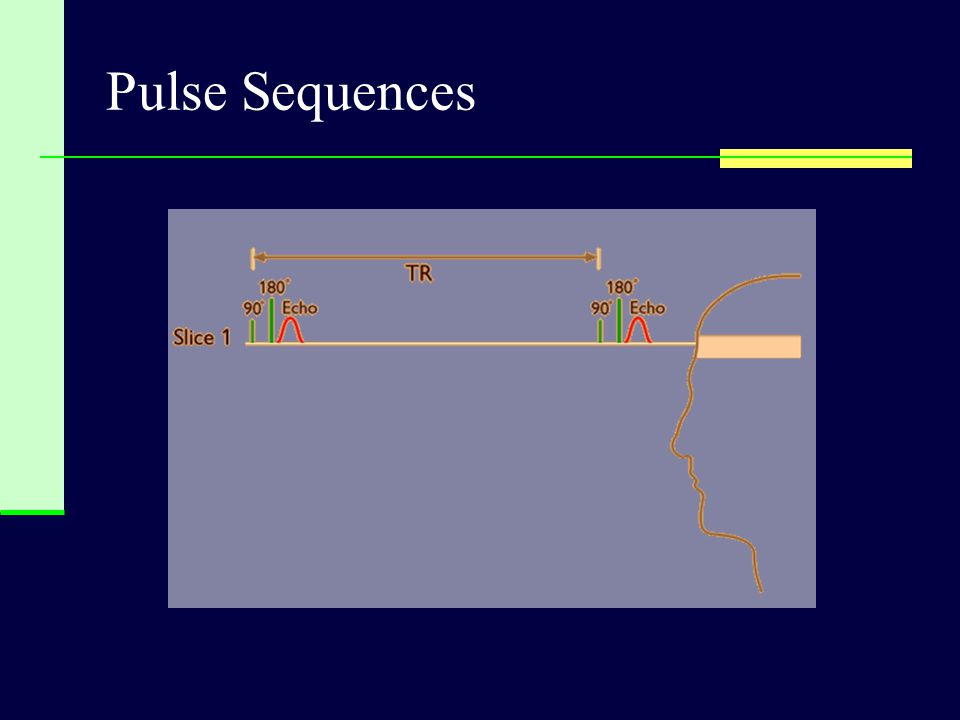 Pulse Sequences
