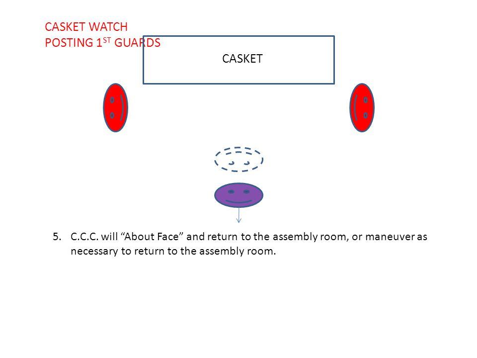 CASKET 5.C.C.C.