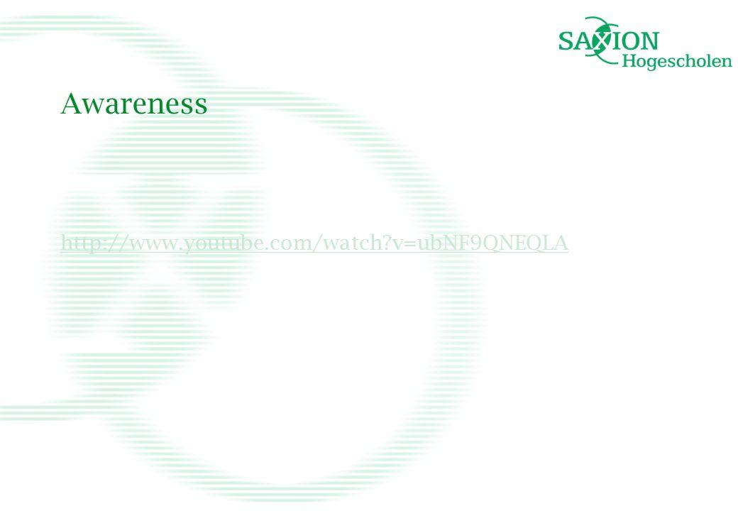 Awareness http://www.youtube.com/watch?v=ubNF9QNEQLA