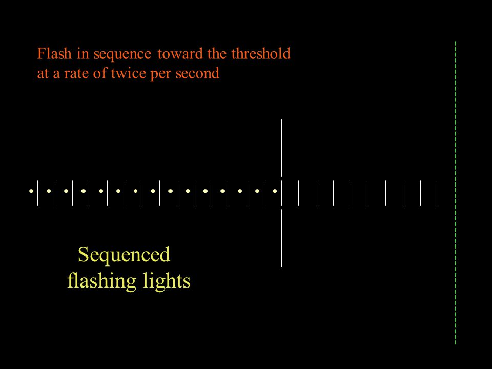 """""""A"""" - SERIES APPROACH LIGHTING SYSTEMS Commonalties –Centerline lights –1000 ft roll bar"""