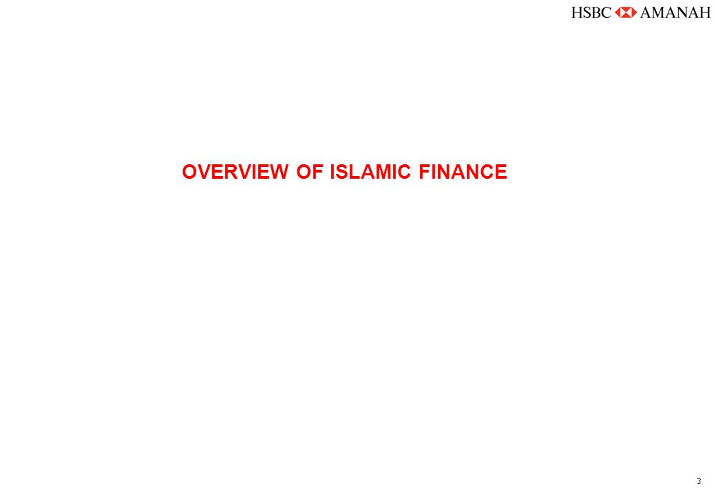 4 OVERVIEW OF THE ISLAMIC FINANCE INDUSTRY Each region is contributing in a unique way …with worldwide momentum from retail to regulator involvement Examples Malaysia's Islamic Banking Act 1983 and the Banking & Financial Institutions Act 1989 are enacted as separate statutes Kuwait adopted a new regulatory framework for Islamic finance in 2003, by introducing a new section into the Central Bank Law of 1968 Iran Government driven Market driven Saudi Arabia Malaysia United Arab Emirates Bahrain Kuwait Indonesia Brunei USA Pakistan Sudan Qatar Singapore Bangladesh Oman Turkey Egypt Sri Lanka South Korea China HIGH LOW Japan Hong Kong Asia-PacificMiddle EastOthers UK HIGH LOW Note: Circle sizes denote estimated size of the Islamic financial market in these respective countries Source: HSBC Amanah, Illustrative Comparison Model for the development of Islamic Markets and Regulations