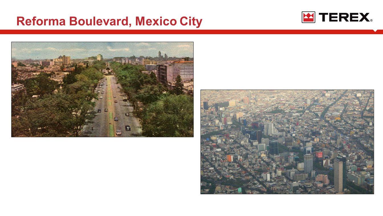AaAa Reforma Boulevard, Mexico City