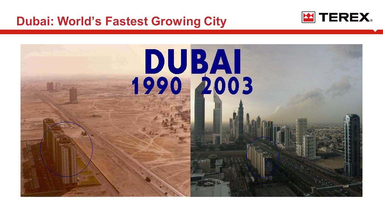 AaAa Dubai: World's Fastest Growing City