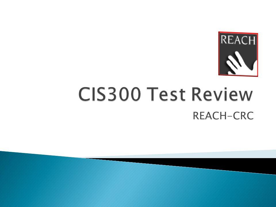 REACH-CRC