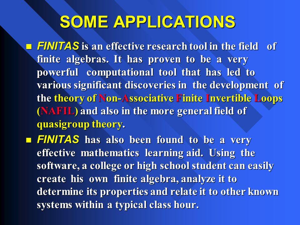 HOW TO RUN FINITAS FINITAS runs under Windows.So, first open your computer under Windows.