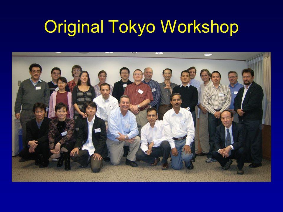 Original Tokyo Workshop