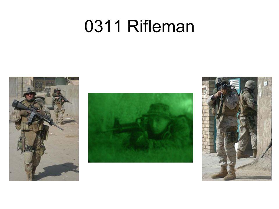0311 Rifleman