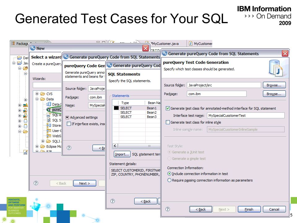 5 Generated Test Cases for Your SQL Jump start your migrations!