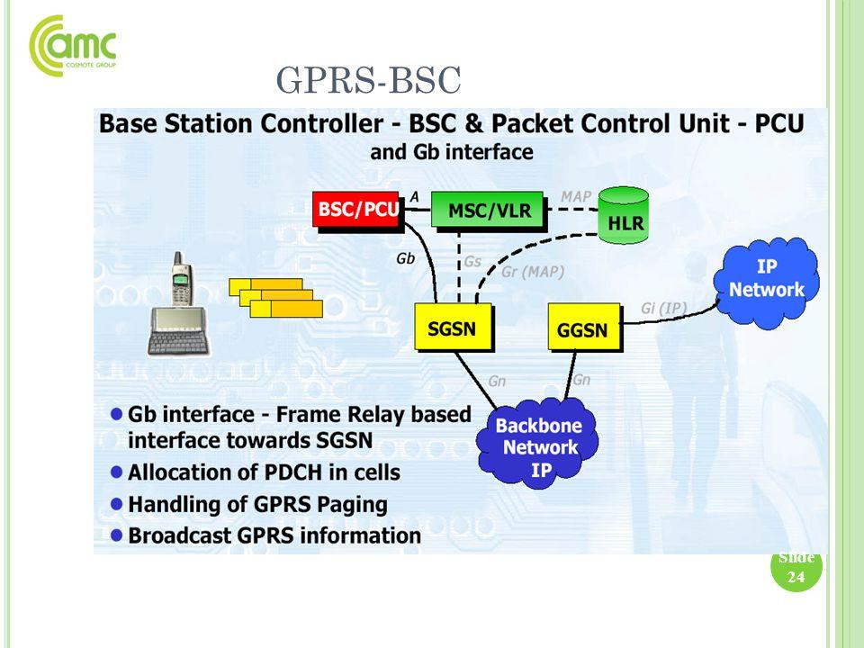 GPRS-BSC Slide 24