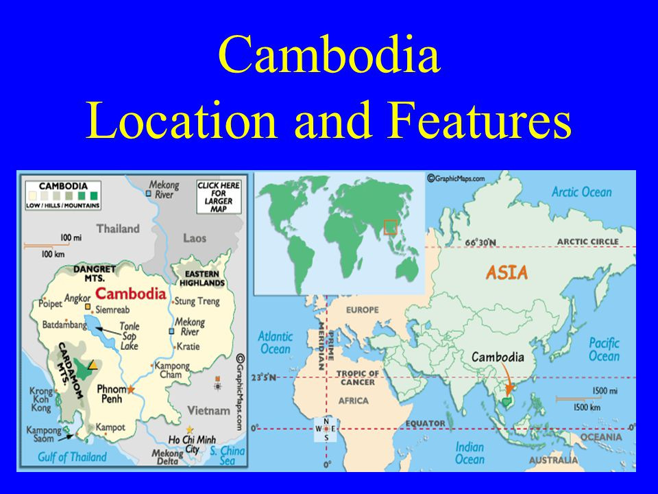 An Ancient Prophecy A darkness will settle on the people of Cambodia.