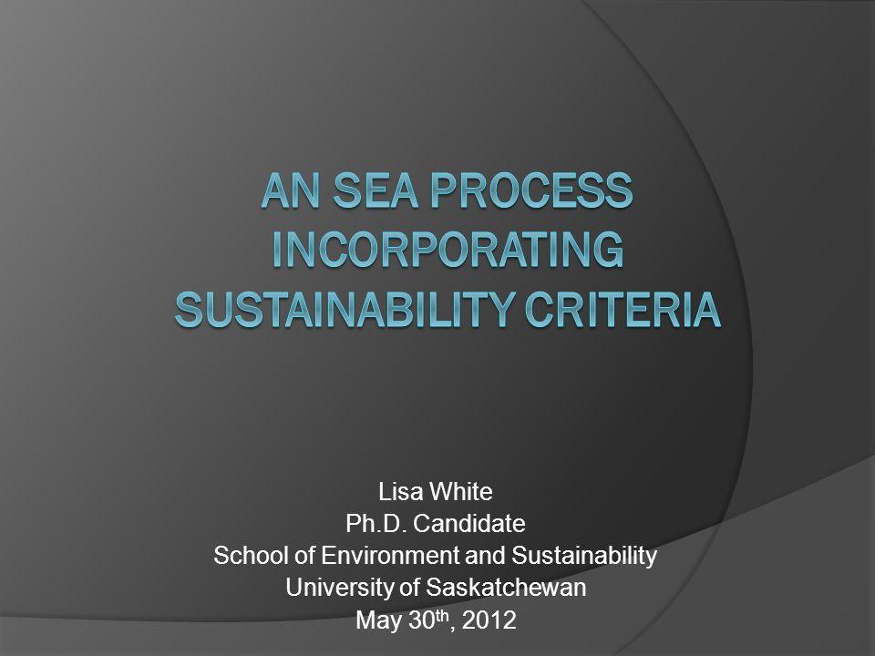 Lisa White Ph.D.