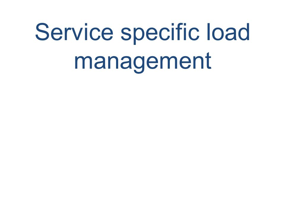 Network requirements SSLM part of LM features › As a prerequisite at least one of the following features shall be enabled and Operable.