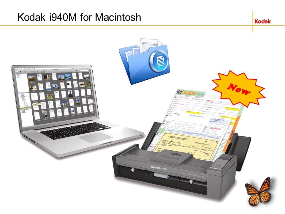 Kodak i940M for Macintosh New