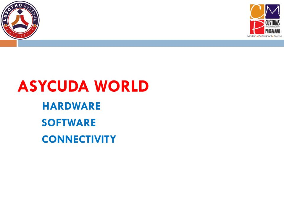 ASYCUDA Minimum Requirement HARDWARE  PC/Laptop specification  RAM: 4GB  Hard Disk Space: 500GB  Processor Speed: 2.5 GHz  Printer: laserjet, A4 Paper  Scanner High quality resolution SOFTWARE (Will be available for download on the ASUCUDA Website)  Java (jre) 1.6.x.x  Acrobat /PDF reader