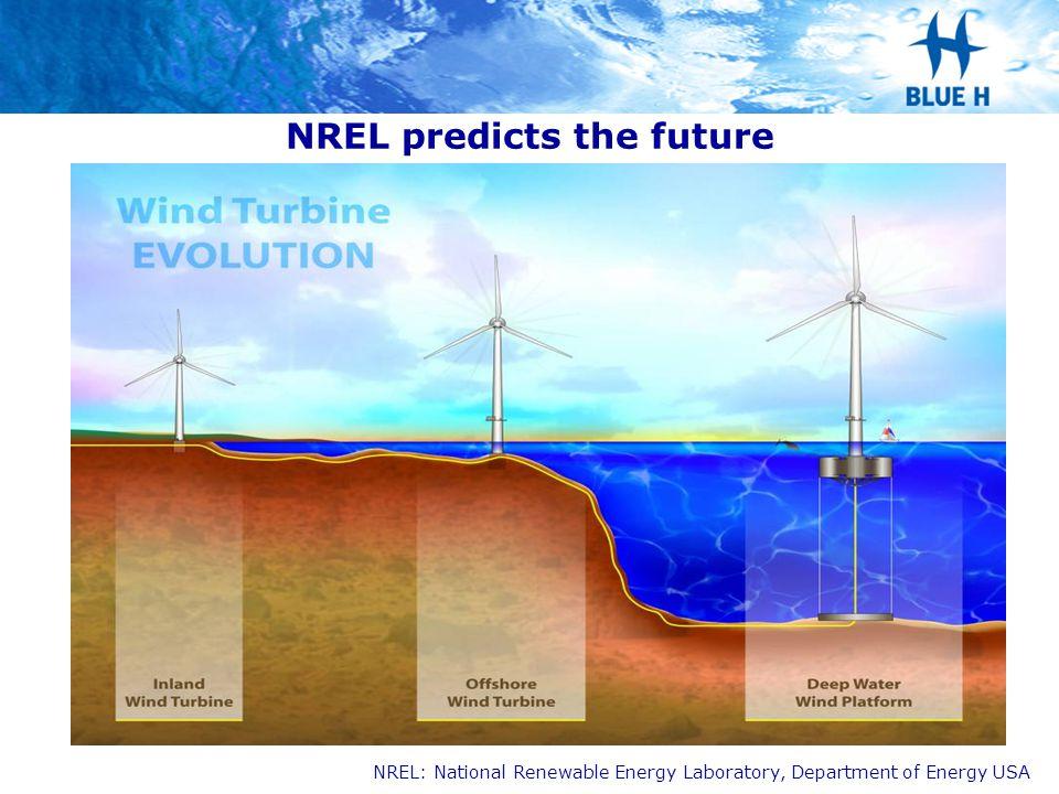 NREL predicts the future NREL: National Renewable Energy Laboratory, Department of Energy USA