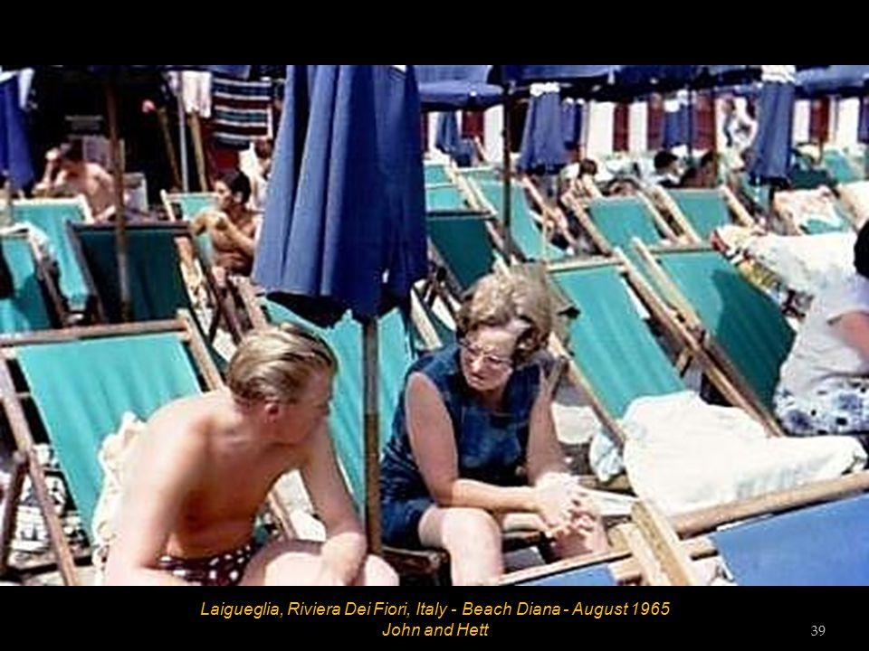 Monte Carlo, Principality De Monaco - Royal Palace - August 1965 38