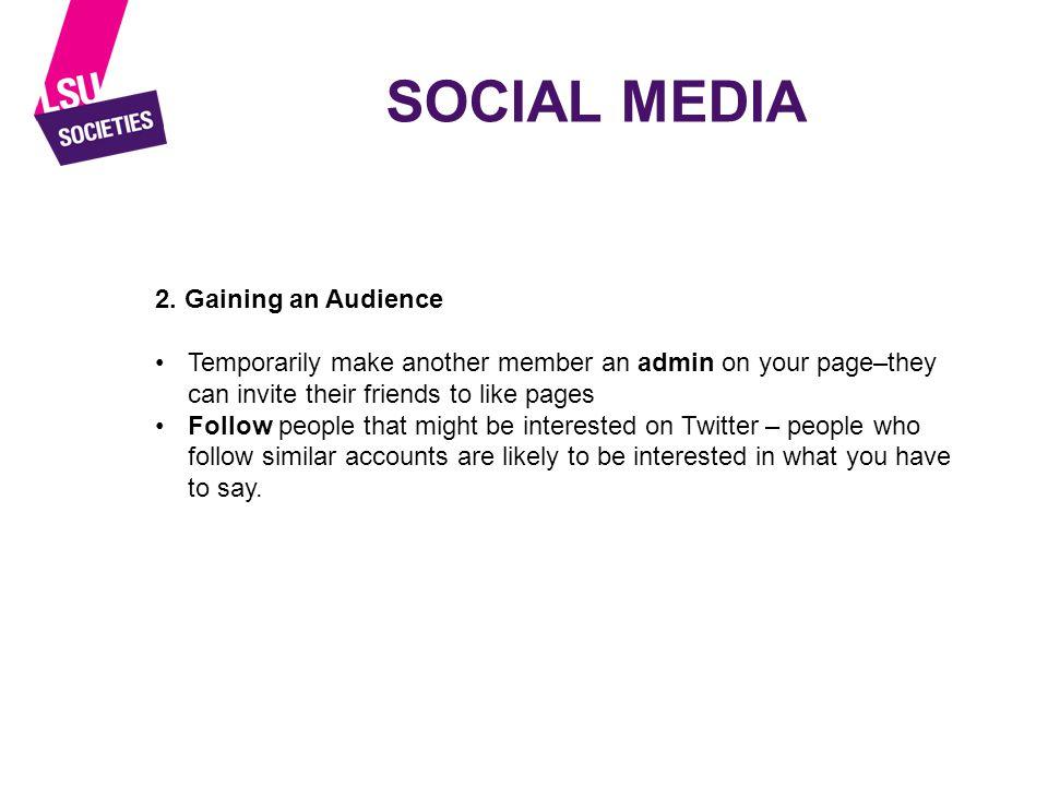 SOCIAL MEDIA 2.