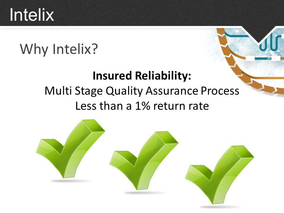 Why Intelix.