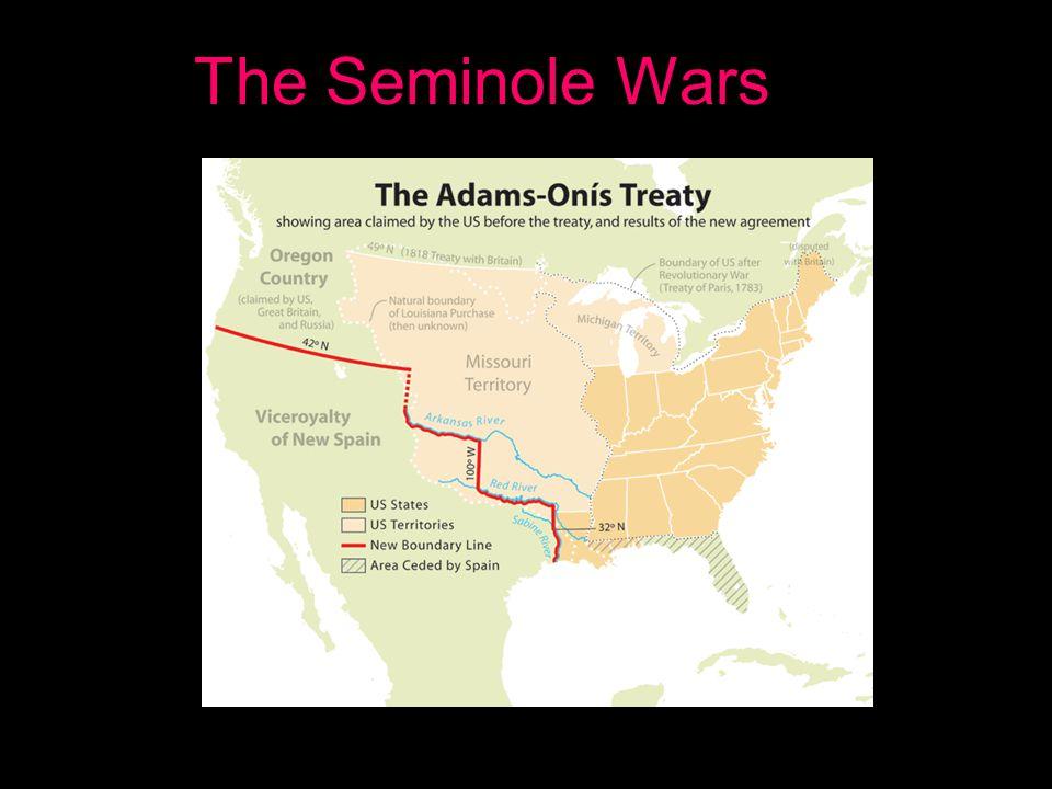 The Seminole Wars