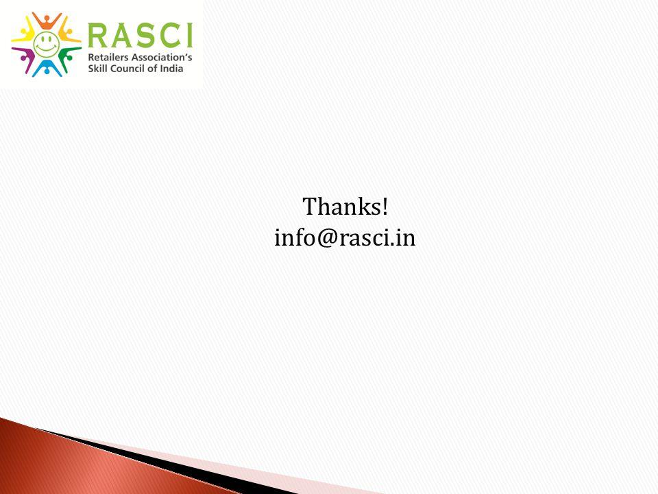 Thanks! info@rasci.in